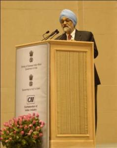 Fiscal Deficit will not be in Double Digits: Montek