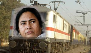 Mamata Banerjee's 15th rail budget for the 2009-10
