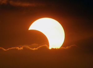 solar eclipse gives Bihar village its day in the sun